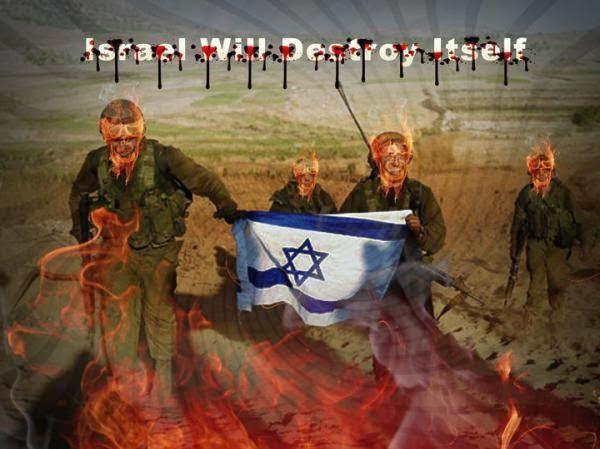 Tahun 2022 Negara Israel Musnah