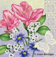Joan Beiriger's Art