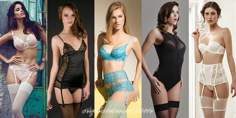 Spring Summer 2014 Lingerie and Tights Fashion Trends