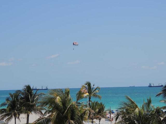 Praia de Miami Beach