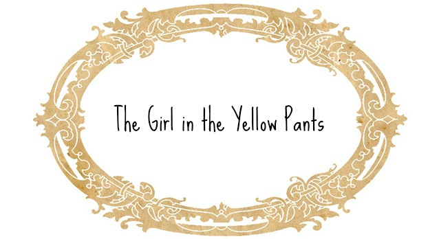 The Girl in the Yellow Pants