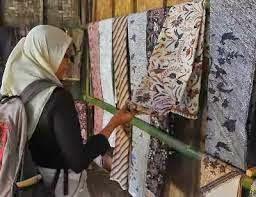Batik asli Kemiren , Banyuwangi
