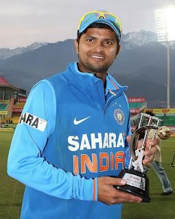 Suresh-Raina-Man-of-the-Series-ODI-INDIA-vs-ENGLAND-Dharamsala