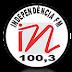 Ouvir a Rádio Independência FM 100,3 de São José do Rio Preto - Rádio Online