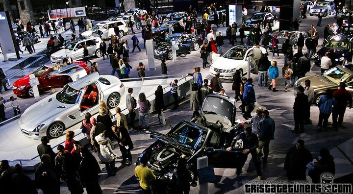 Coverage From The Philly Auto Show Dub Car Show Philly Doing