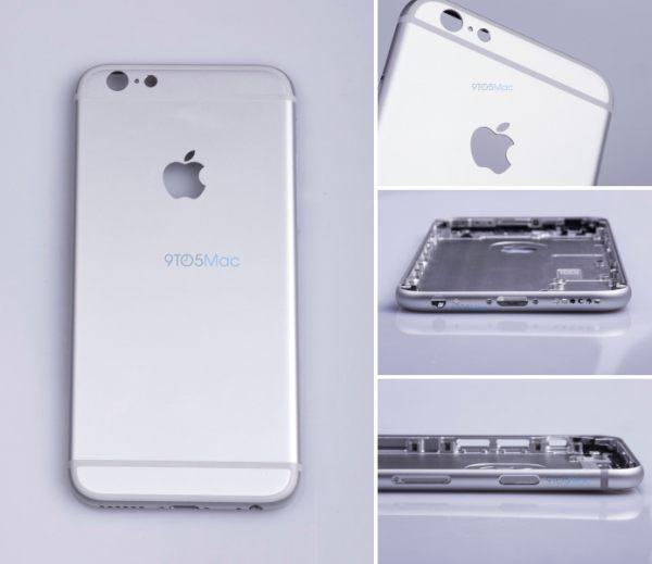 iPhone 6S casing leak