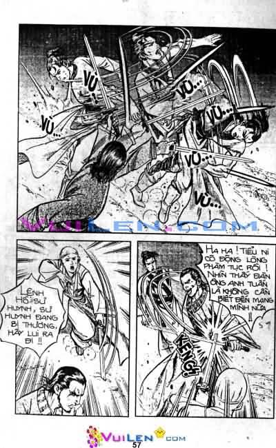 TruyenHay.Com - Ảnh 55 - Tiếu Ngạo Giang Hồ Chapter 22
