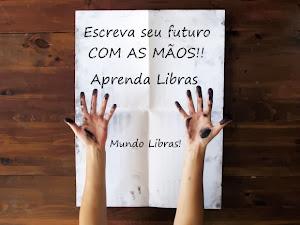 Escreva seu futuro com as mãos!