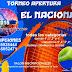 HORARIOS TORNEO APERTURA 'CLUB EL NACIONAL' - SÁBADO 21 Y DOMINGO 22 DE MARZO