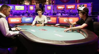 Joseph Cheong vs. Aubin Cazals at 2010 WSOP Main Event