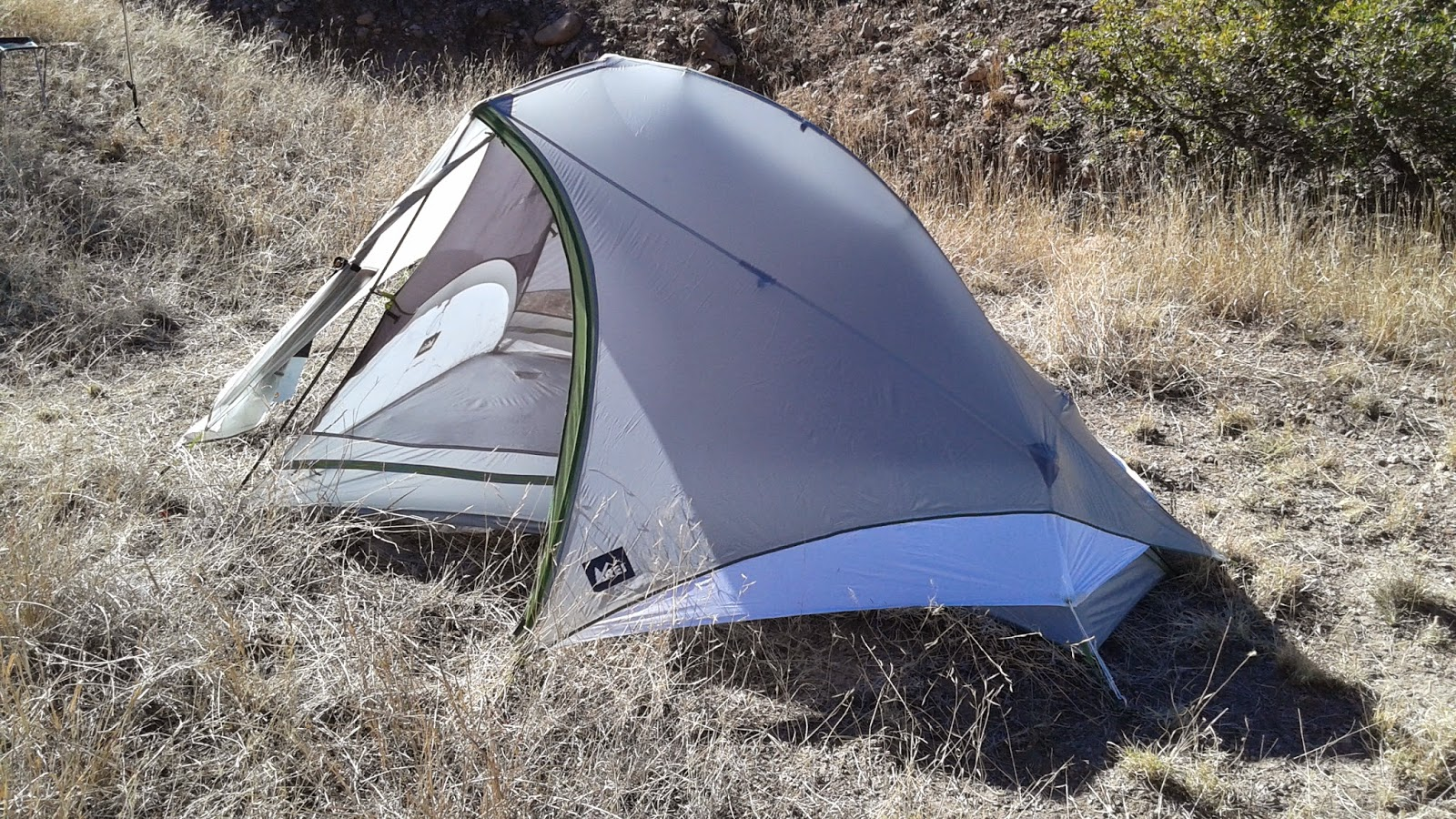 Modification to the REI Dash 2 w/ doors open. Home away from home. & Packman - Raised by Raccoons: REI DASH 2 TENT REVIEW u0026 MODIFICATION