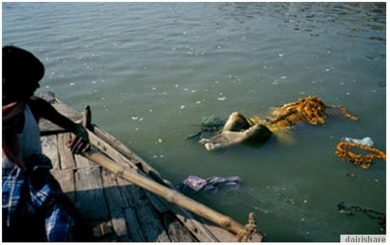 Inilah sungai paling menyeramkan dan yang paling kotor di dunia