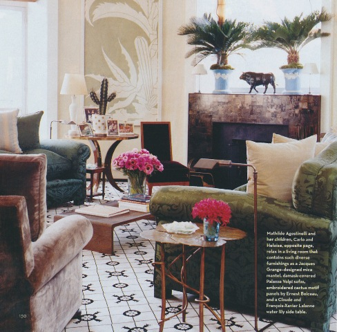 1000 Images About Jacques Grange Interior Design On Pinterest
