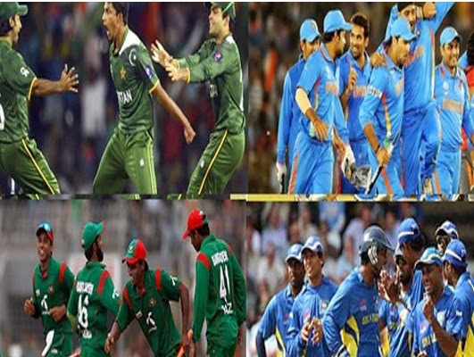 Asia Cup 2014 Live Streaming Online
