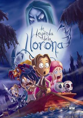 La Leyenda de la Llorona  (2011) Español Latino