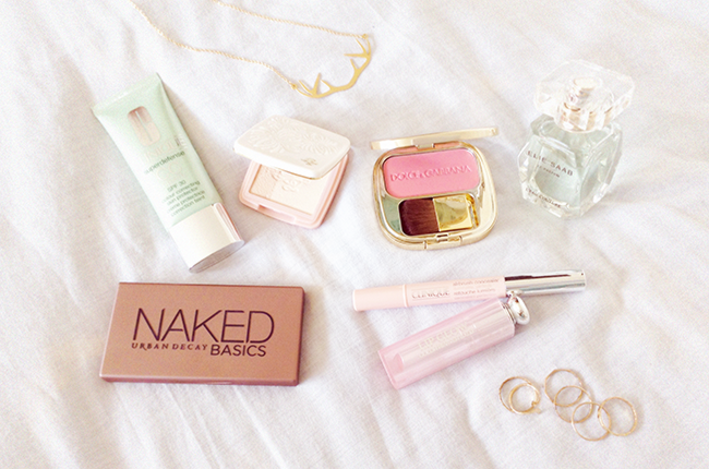 Spring 2014 beauty must haves