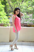 Archana glamorous photos in pink top-thumbnail-16