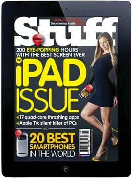 Apple iPad Magazine Apps
