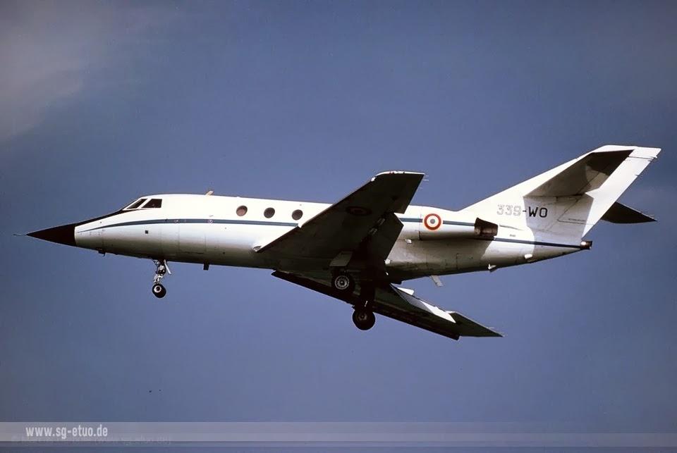 Dassault Mystère 20 SNA