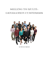 how to sell to Baby Boomers, Generation X, Generation Y, Millennials