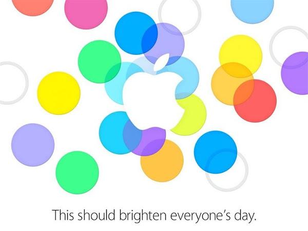 Apple ya envió las invitaciones para la 10 de Septiembre