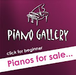 The Piano Gallery Main Website