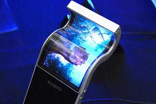 samsung, teknologi, layar terbaik,layar elastis,samsung display