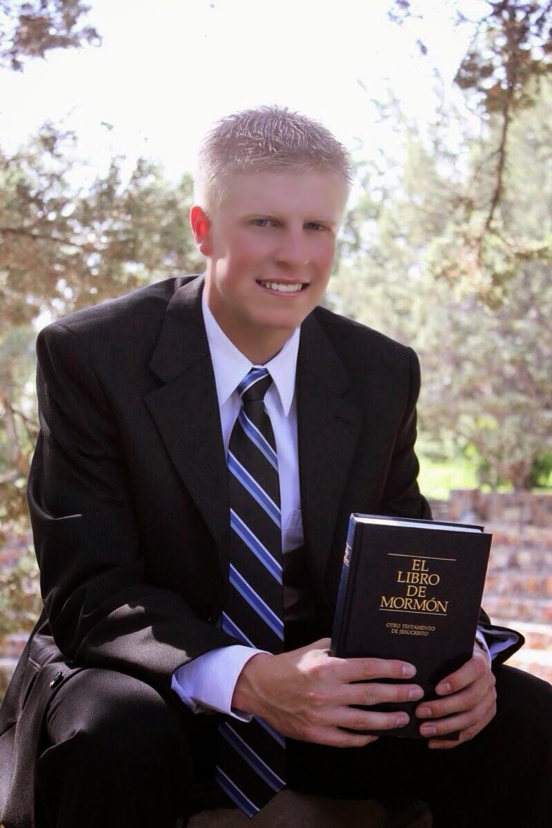 Elder Khristian Sorensen