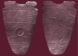 Paleta de Narmer. Egipto a tus pies