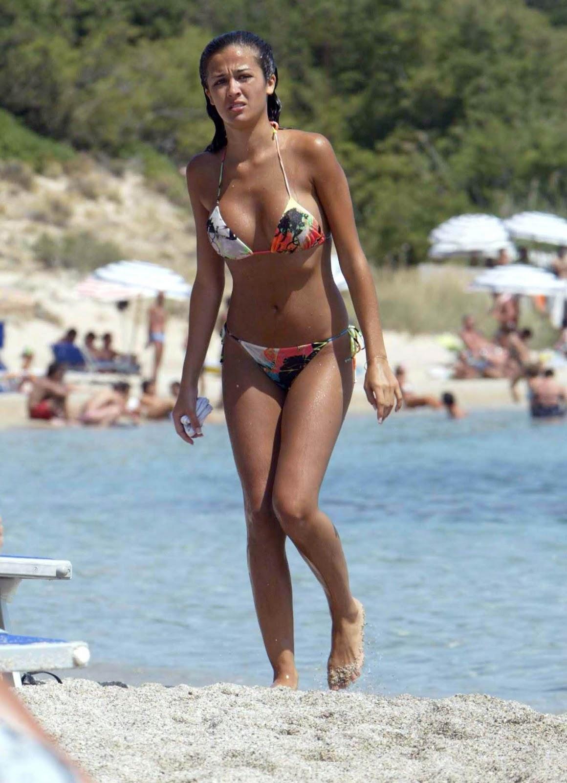 bikini Giorgia palmas