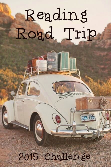 Reading Road Trip Challenge 2015- Hosted by She's Got Books on Her Mind