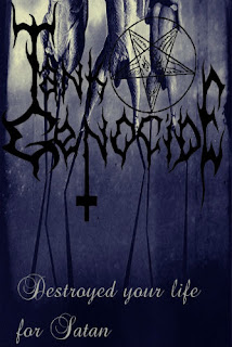 Tank Genocide - Destroyed Your Life For Satan [Demo] (2013)