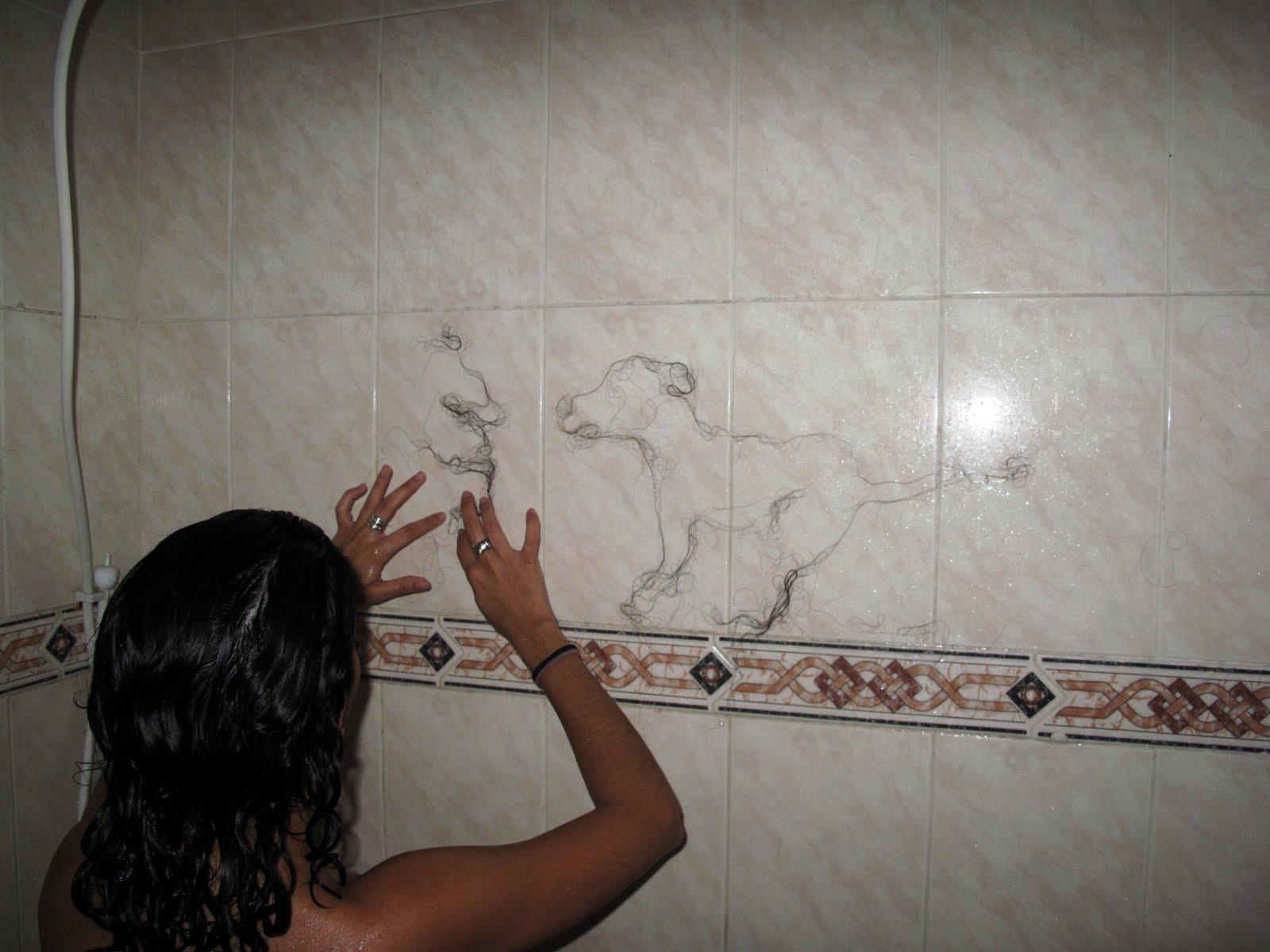 Pinturas de um romance inacabado: Dinâmica Capilar #604539 1600x1200 Azulejo Banheiro Dimensões