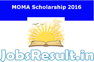 MOMA Scholarship 2016
