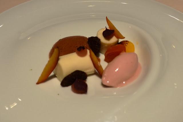 Restaurant St. Nicolas dessert