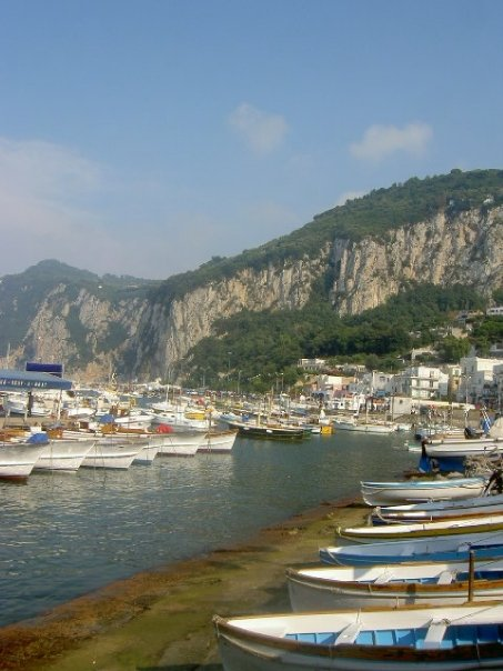 place - capri, one of my favorites