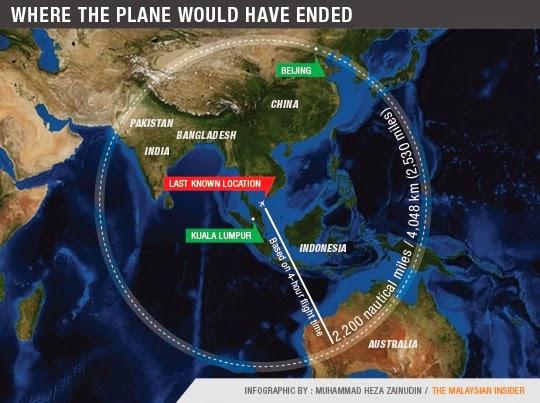 Pilihan MH370 Dirampas Atau Terhempas?