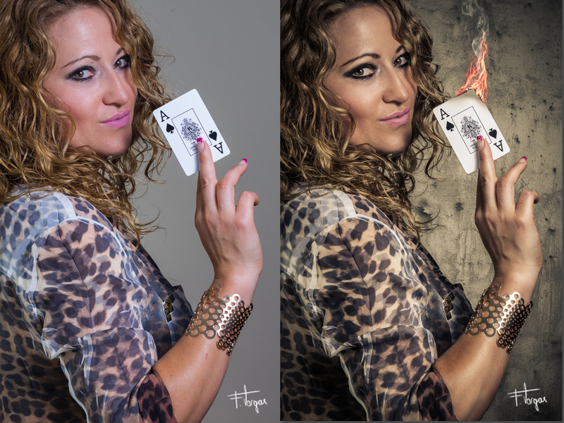 claves para la composición de imágenes en postproducción - photoshop composites