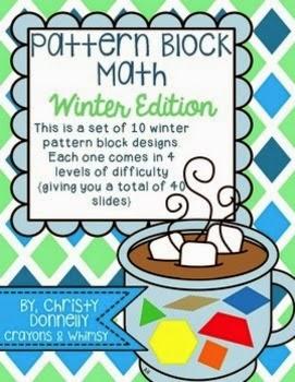 https://www.teacherspayteachers.com/Product/Pattern-Block-Math-Winter-Edition-1628057