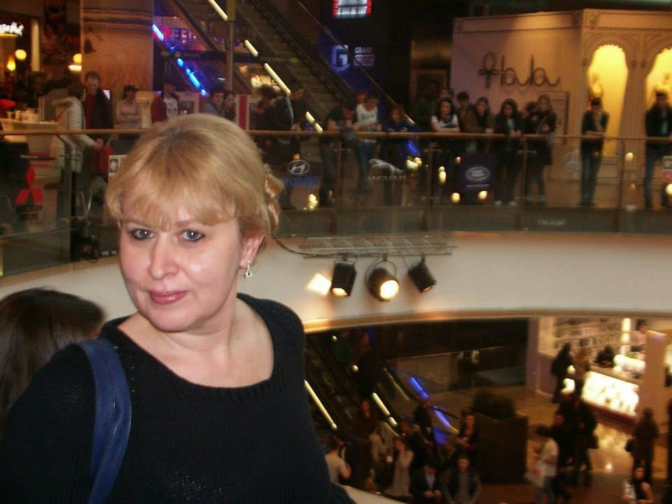 Liliana Iacob Barna 8 martie 2014 Bucuresti Romania
