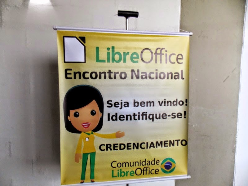 banner do evento 2014 do libreoffice