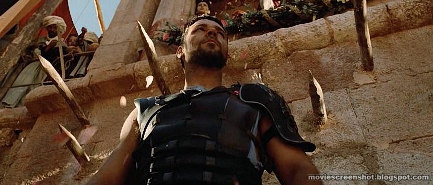 gladiator movie screenshots and pictures