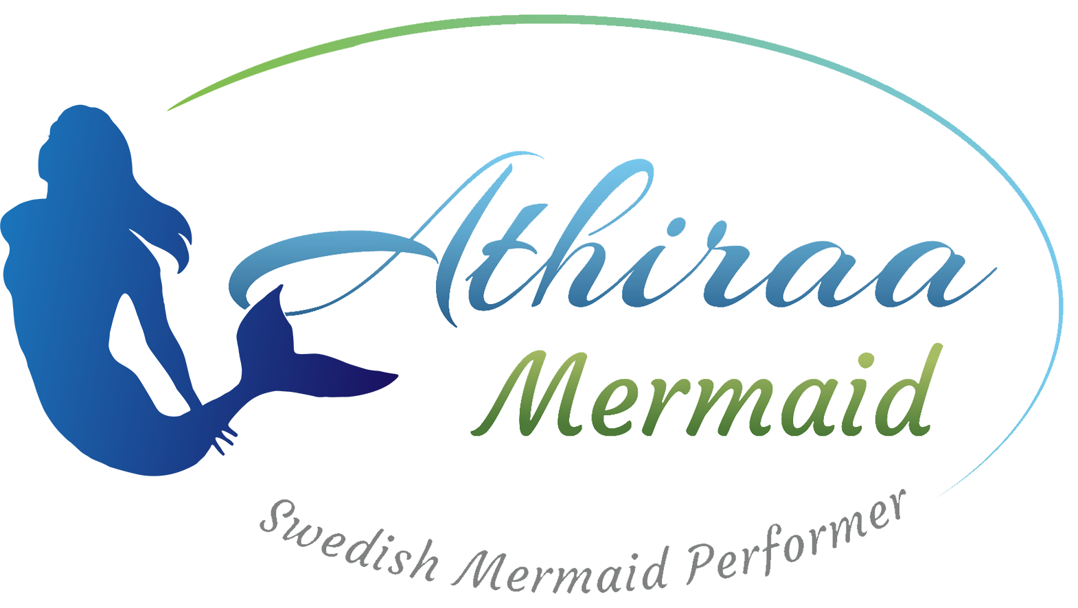 Mermaid performer