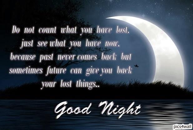 Good Night Quotes Good Night Inspiration...