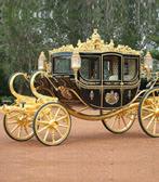 rainha Elizabeth e as folhas de ouro