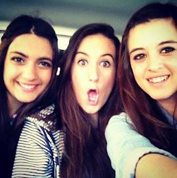Las quiero.