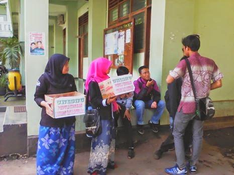 UNISNU Peduli korban longsor Banjarnegara, Longsor Banjarnegara, Penggalangan dana