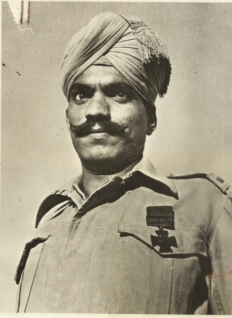 Portrait of a Rajput Soldier - Date Unknown