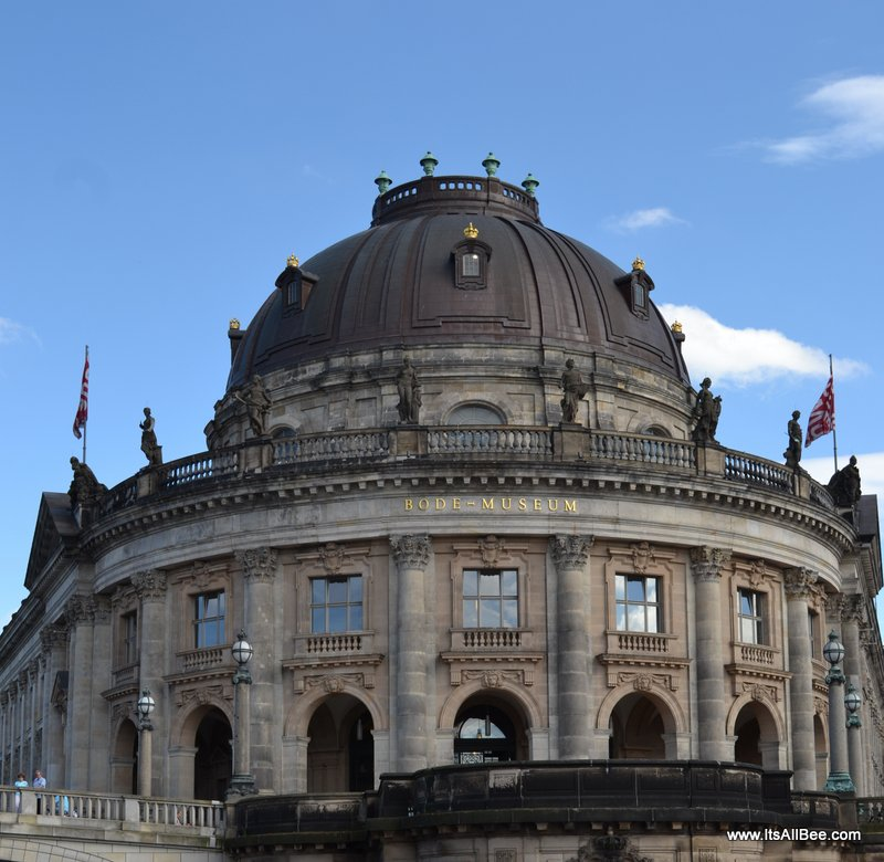 Berlin Weekend | Historical Walks and Talks bode museum