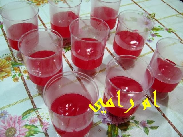 تحلية بعصير البرتقال والفانتا  IMG_5172
